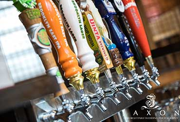 Craft Beer on tap at Terminus 330