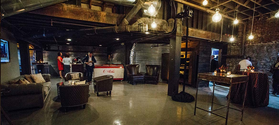 Event in the Cellar at Terminus 330